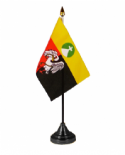 BUCKINGHAMSHIRE - TABLE FLAG